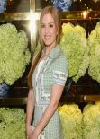 Isla Fisher at Tory Burch Rodeo Drive Flagship Opening in Beverly Hills, January 2014