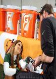 Jackie Guerrido - NFL Tazón Latino VIII - January 2014