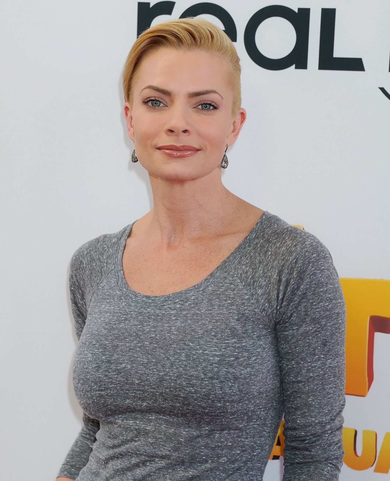 Jaime Pressly At The Nut Job Movie World Premiere