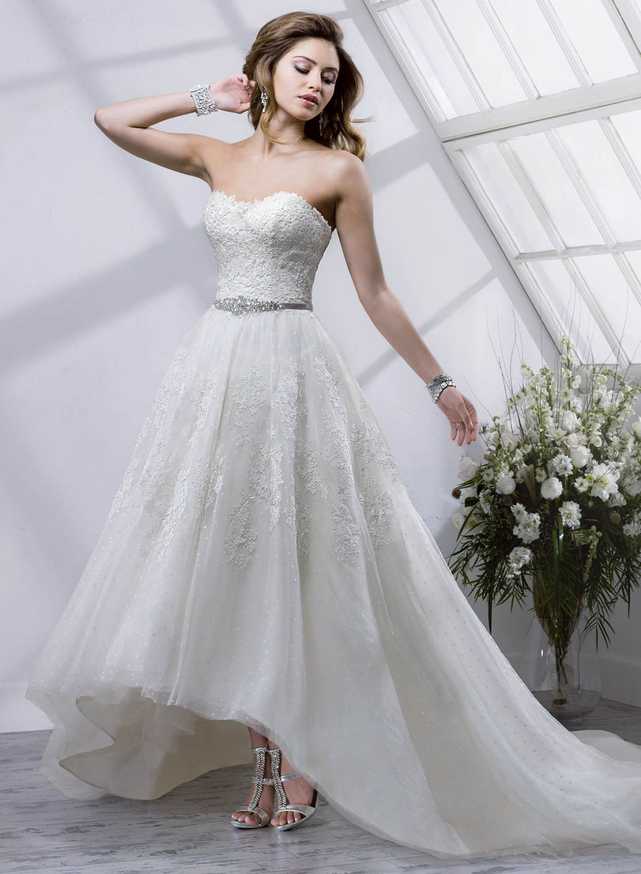 "Jehane ""Gigi"" Paris - Sottero & Midgley Bridal - Spring 2014 Collection"