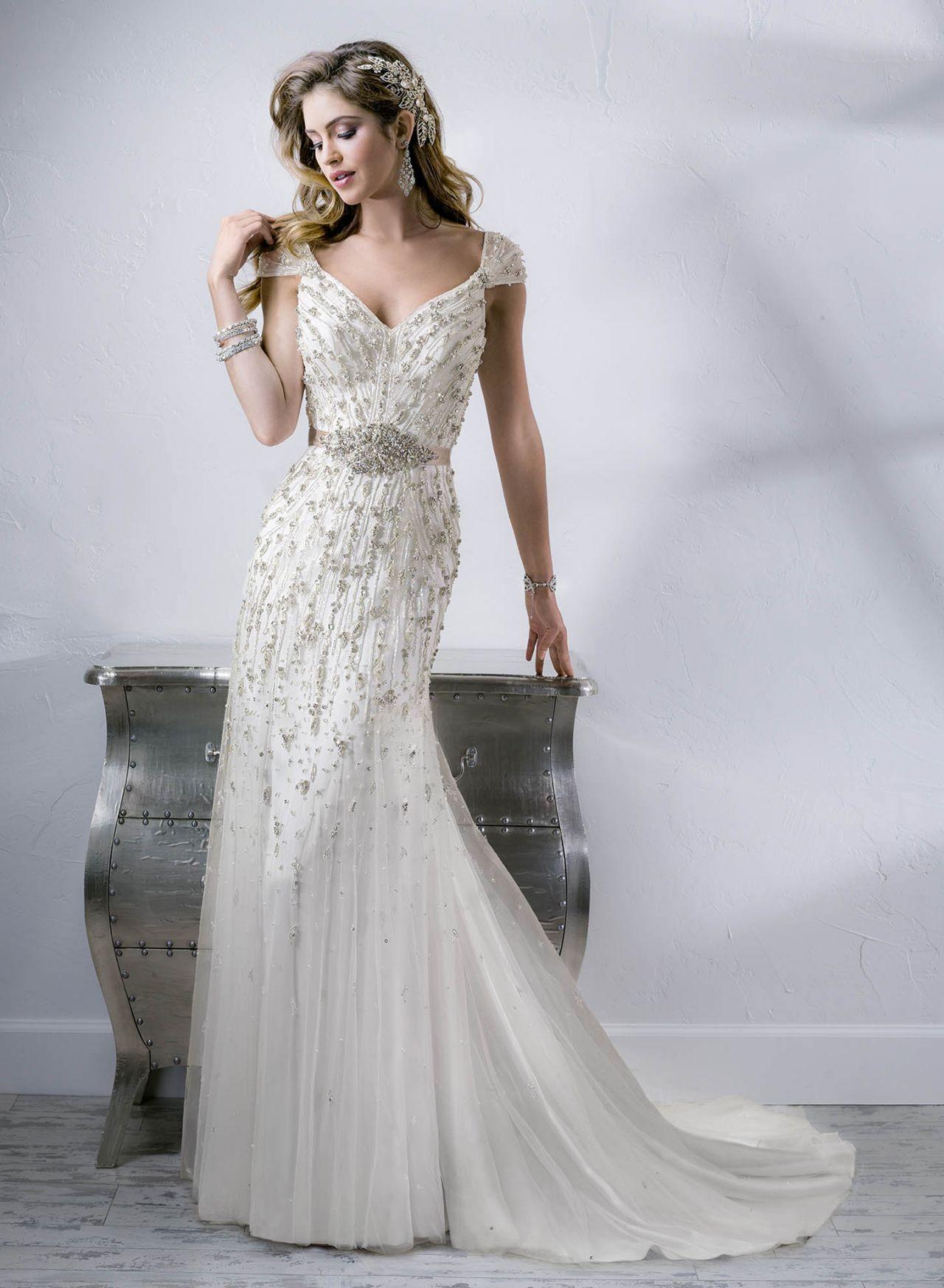 gigi paris sottero midgley bridal spring 2014 collection