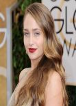 Jemima Kirke Attends 71st Annual Golden Globe Awards