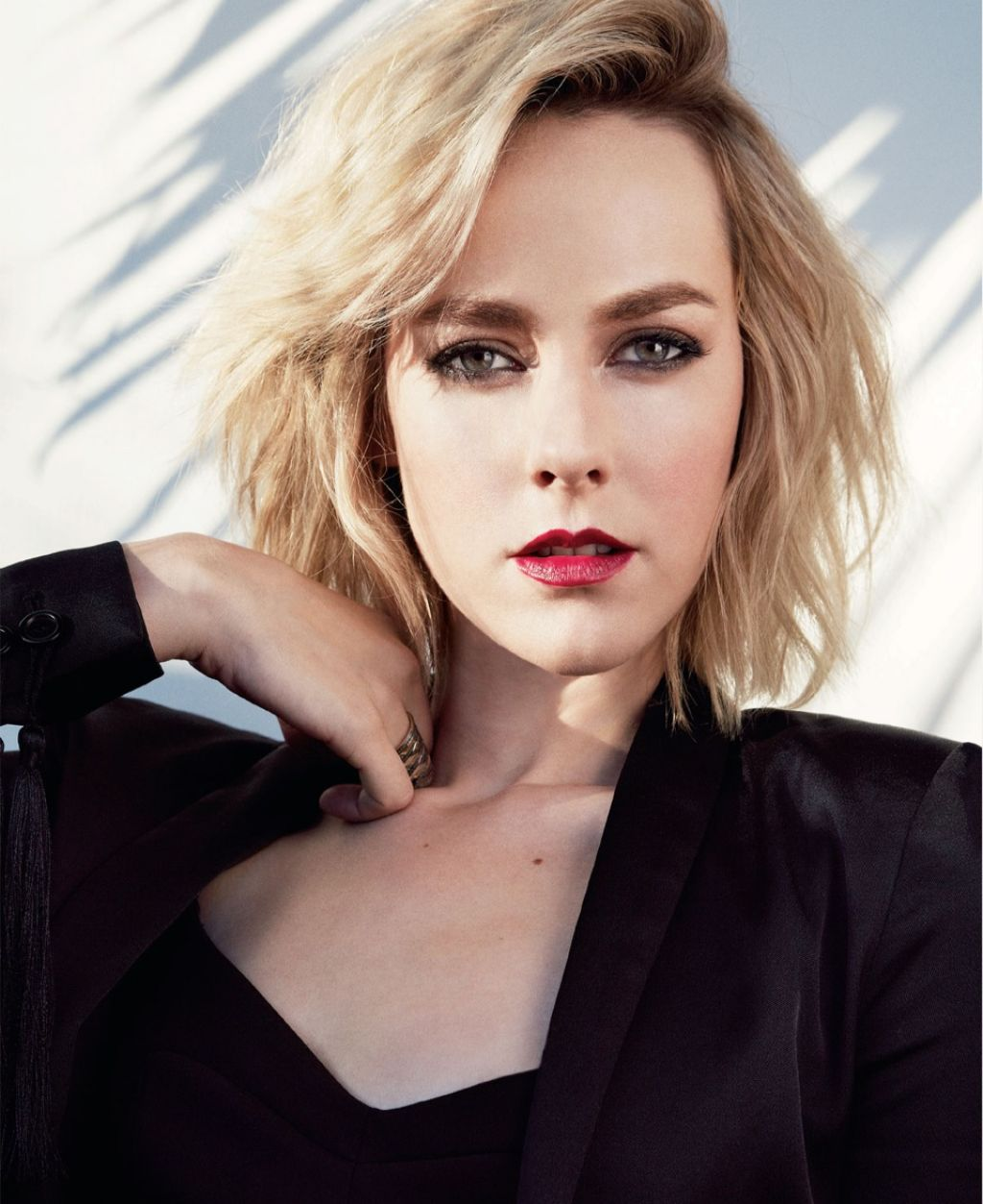 Jena Malone - FOAM Magazine - February 2014 Issue