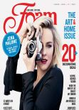 Jena Malone - FOAM Magazine - February 2014 Issue
