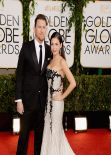 Jenna Dewan - 71st Annual Golden Globe Awards (2014)