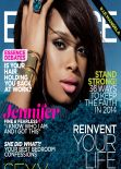 Jennifer Hudson - ESSENCE Magazine - January 2014 Issue
