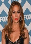 Jennifer Lopez at Fox All-Star Party in Pasadena, January 2014