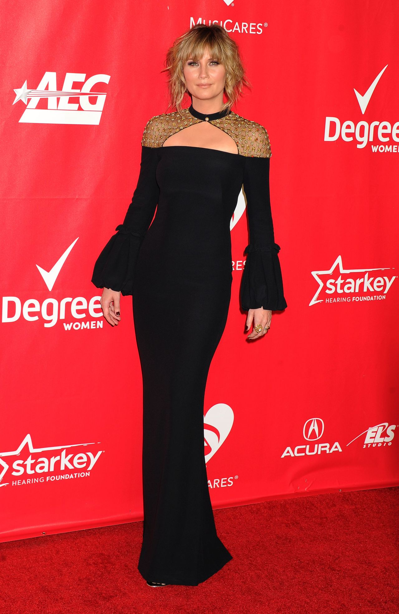Jennifer Nettles - 2014 MusiCares Person of the Year Gala