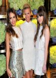 Jessica Alba at Tory Burch Rodeo Drive Flagship Opening in Beverly Hills, January 2014