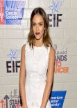 Jessica Alba - Hollywood Stands Up To Cancer Event (2014)