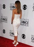 Jessica Alba In Jason Wu – 40th Annual People's Choice Awards in Los Angeles (2014)