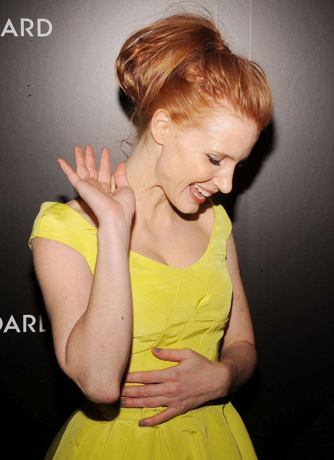 Jessica Chastain at National Board Of Review Awards Gala - January 2014