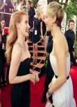 Jessica Chastain Twitter Instagram Personal Photos - January 2014 Collection