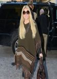 Jessica Simpson - Winter in New York City - January 2014