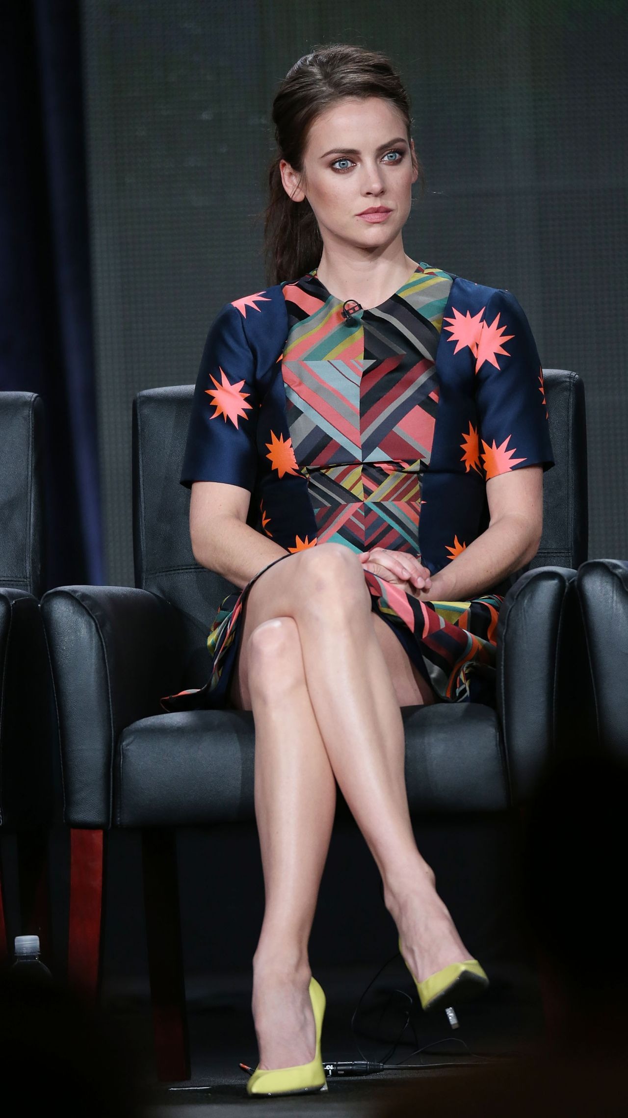 Jessica Stroup at The Following Panel at the Winter 2014 TCA Presentations in Pasadena