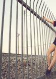 Joanna JoJo Levesque Photoshoot for Graphics Metropolis (2013)
