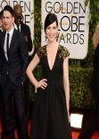 Julianna Margulies - 2014 Golden Globe Awards Red Carpet