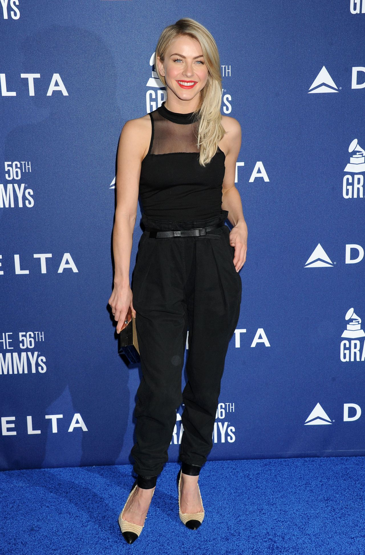 Julianne Hough - Delta Air Lines 2014 Grammy Weekend Reception