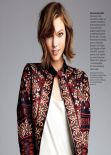 Karlie Kloss - GLAMOUR Magazine - February 2014 Issue