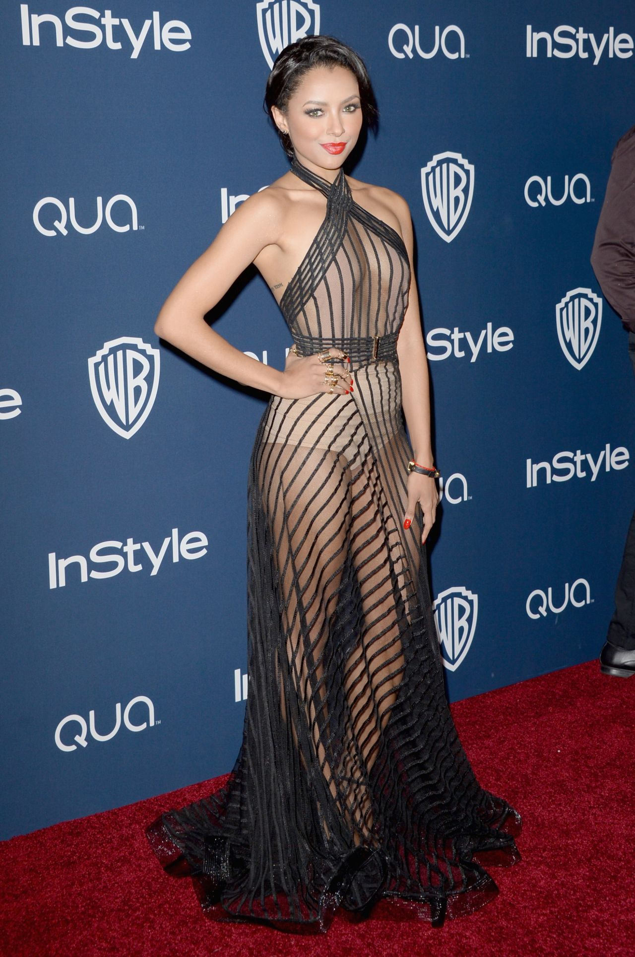 Kat Graham - 2014 Golden Globes Afterparty