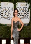 Kate Beckinsale - 2014 Golden Globe Awards Red Carpet