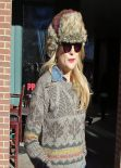 Kate Hudson Candids - Park City, January 2014