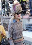 Kate Hudson Candids - Park City, January 2014