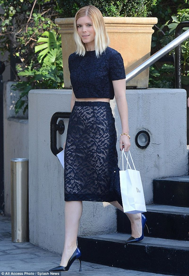 Kate Mara - Dior Luncheon in Los Angeles (2014)