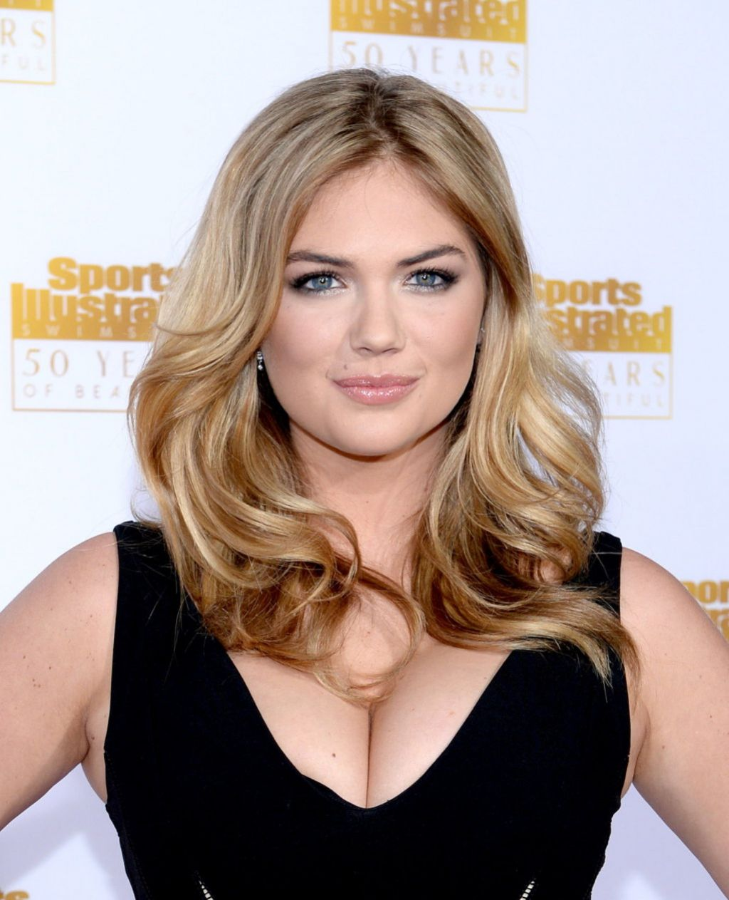 Kate Upton - 50th Anniversary of the SI Swimsuit Issue Celebration in Hollywood, Jan. 2014