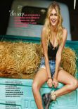 Kate Upton - COSMOPOLITAN Magazine (Spain) - February 2014 Issue