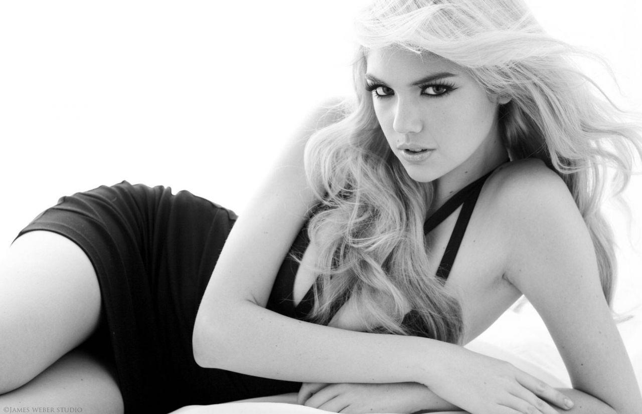 Kate Upton - James Weber Studio Photoshoot (2013)