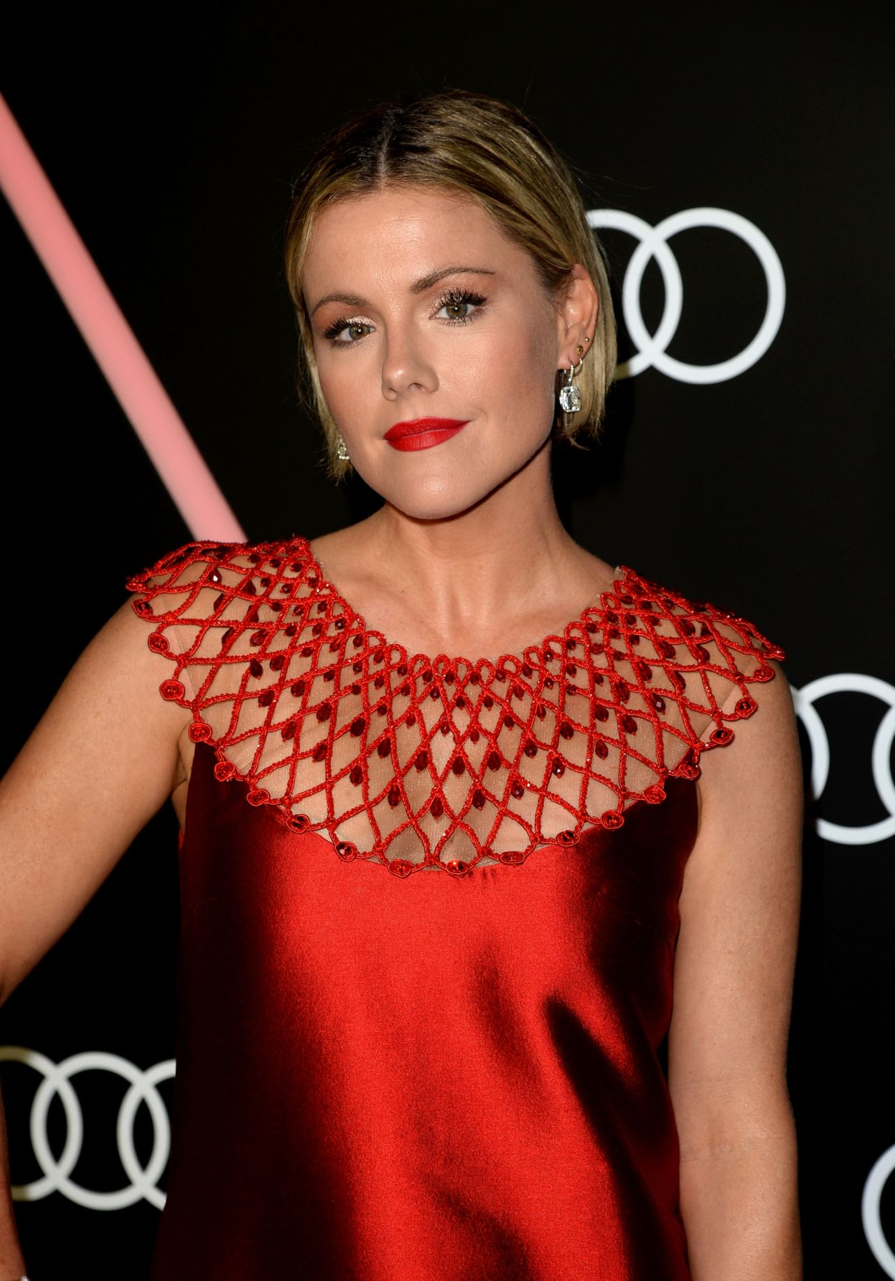 Kathleen Robertson - Audi Celebrates The Golden Globes Weekend in Beverly Hills (2014)