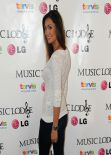 Katie Cleary at 10th Anniversary LG Music Lodge at Sundance in Park City, Jan. 2014