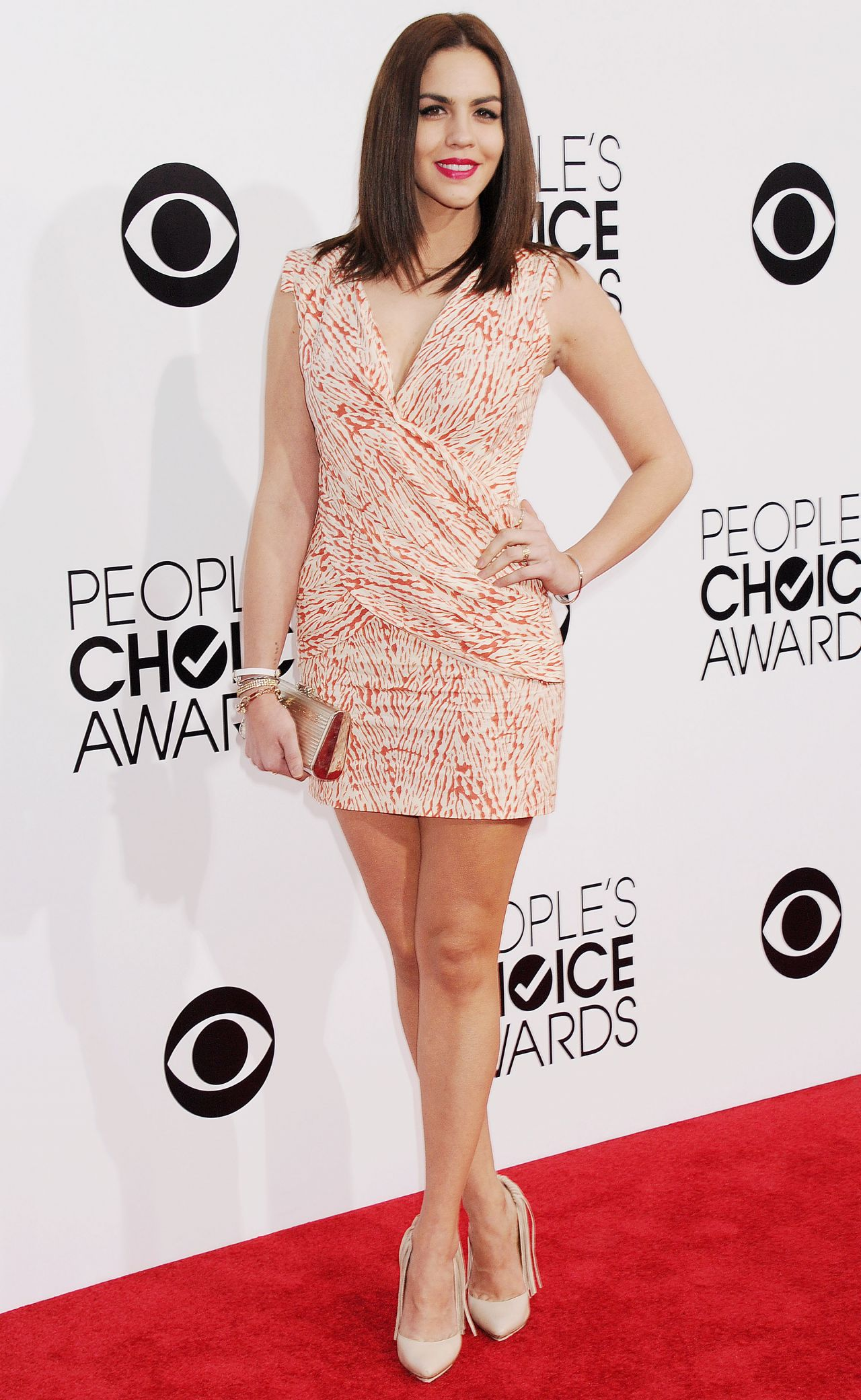 Katie Maloney at 40th Annual People's Choice Awards in Los Angeles - January 2014