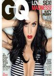 Katy Perry - GQ Magazine - February 2014 Issue