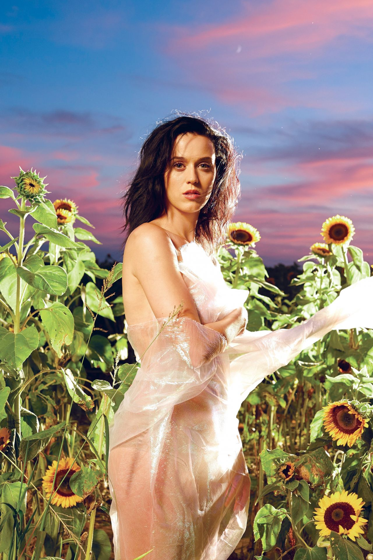 Katy Perry Photoshoot for New Prism (2013)