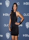 Keke Palmer at InStyle & Warner Bros. 2014 Golden Globes Afterparty