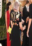 Kelly Osbourne at Golden Globe Awards 2014