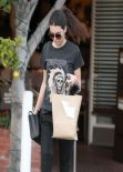 Kendall Jenner Street Style - Candids from West Hollywood, January 2014