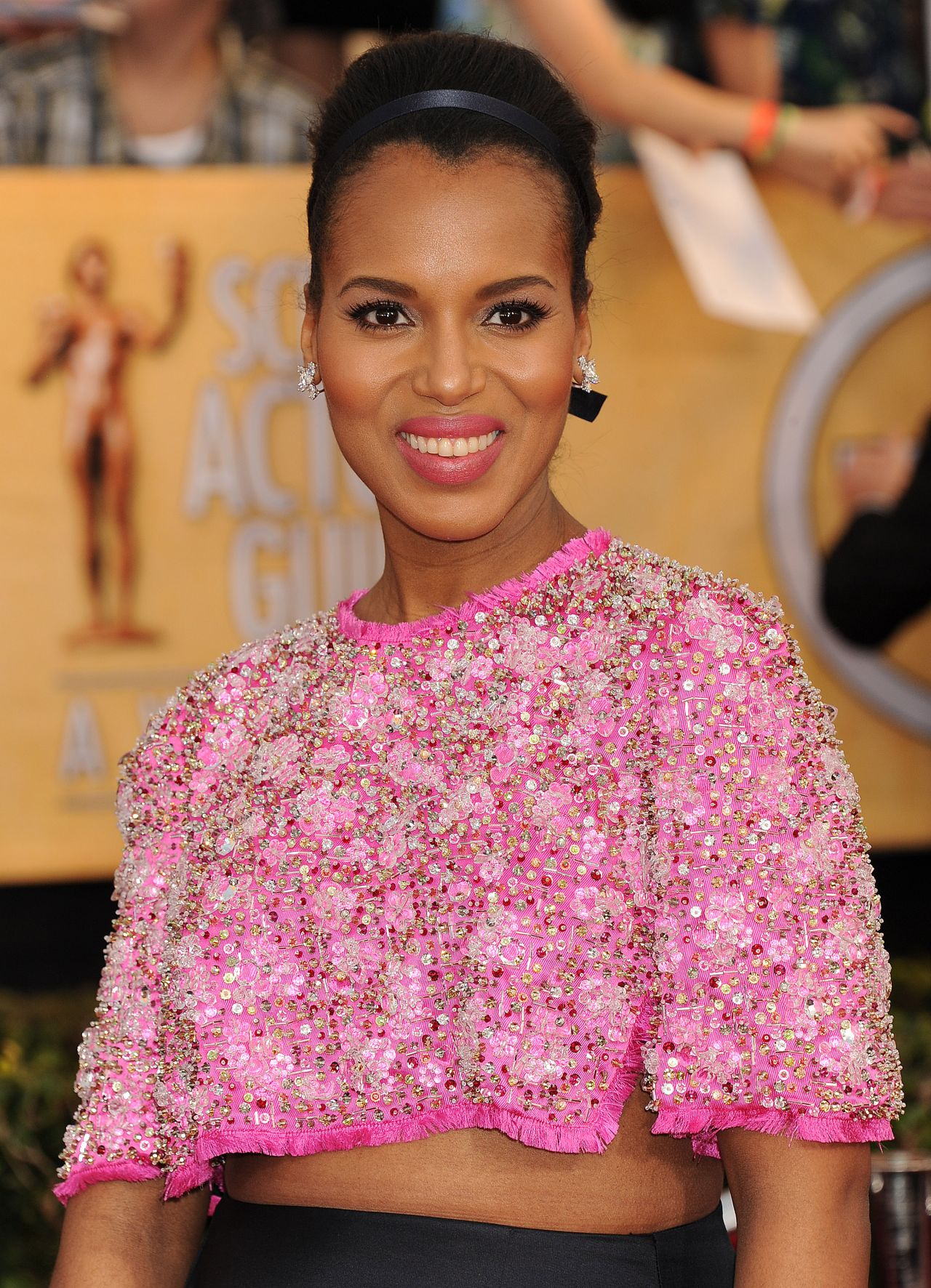 Kerry Washington at 2014 SAG Awards