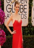 Kristen Connolly - 71st Annual Golden Globe Awards (2014)