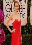 Kristen Connolly - 71st Annual Golden Globe Awards (2014)