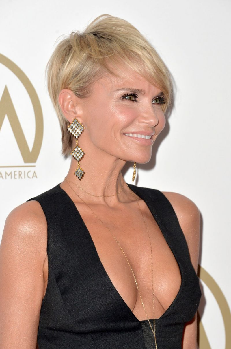 Kristin Chenoweth at 25th Annual Producers Guild of America Awards in Beverly Hills