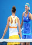 Kristina Mladenovic - Australian Open – January 18, 2014