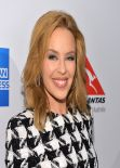 Kylie Minogue in Balmain - Qantas Spirit of Australia Party in Beverly Hills