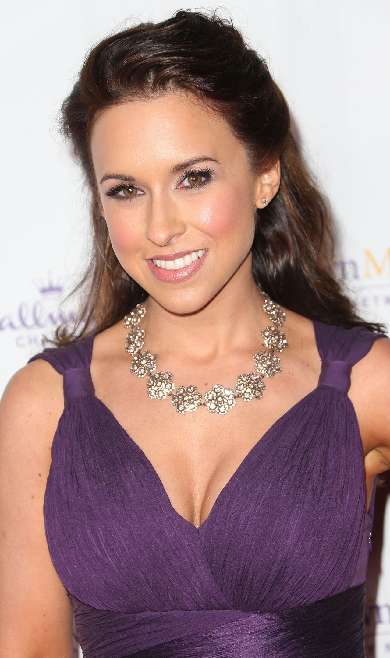 Lacey Chabert - Hallmark Winter TCA party in San Marino - January 2014