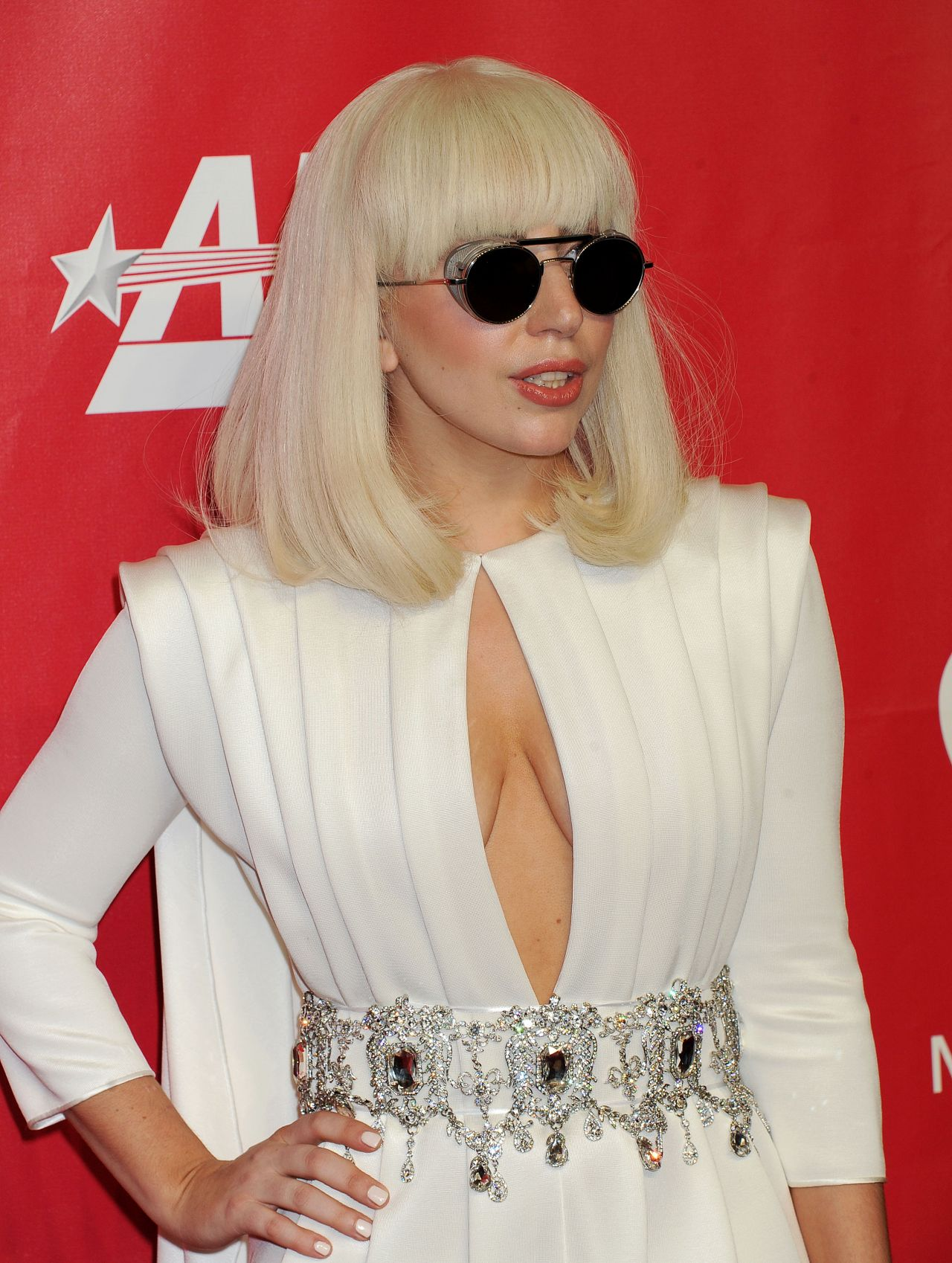 Lady Gaga - MusiCares Person of the Year Gala - January 2014