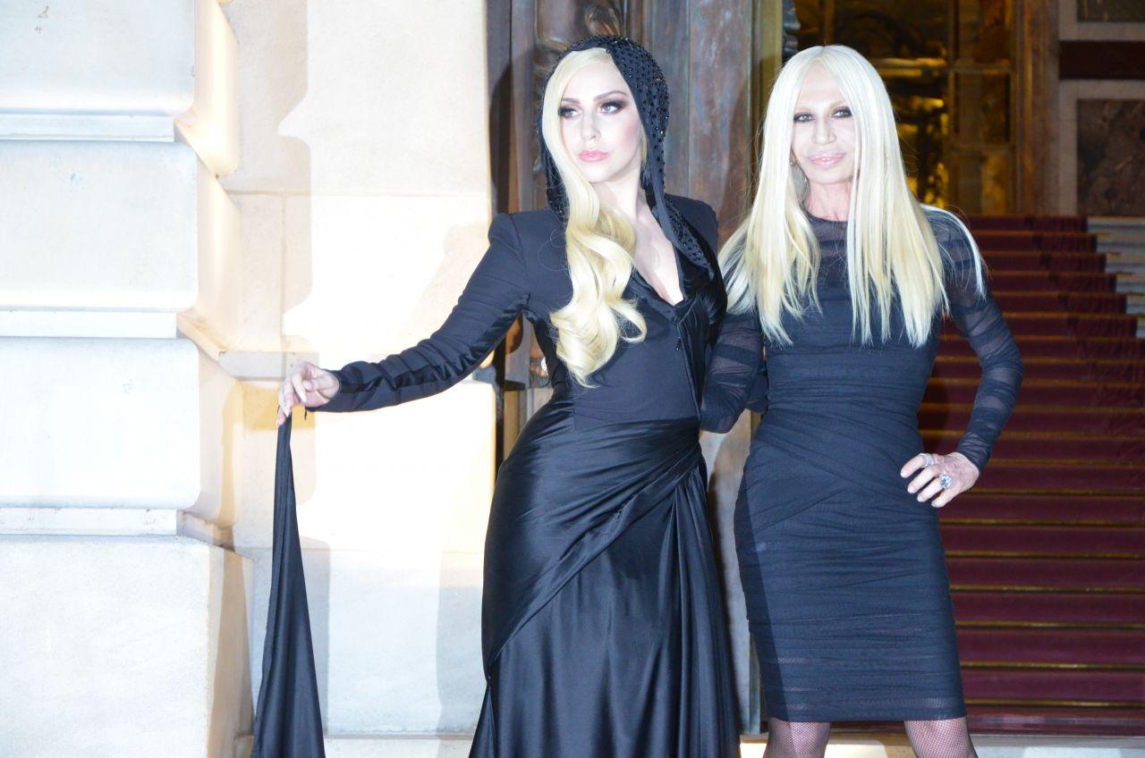 Lady Gaga - Versace Women