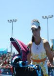 Laura Robson - Australian Open in Melbourne, Jan 13 2014