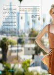 Laura Vandervoort - FASHION FACES Magazine - January 2014 Issue